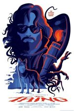 The Thing Screen Print by Tom Whalen - NT Mondo Poster Art Horror Edition of 190