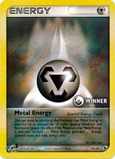 Pokemon Metal Energy 94/109 Winner Stamped Holo Promo NM