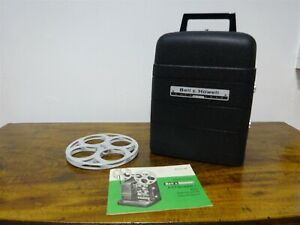 Bell and Howell Autoload 1 8mm Self-threading Cine Projector Model 256