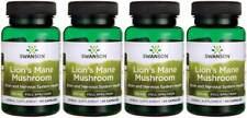 Lion's Mane Mushroom 500mg 240 Caps Hericium Erinaceus Help Brain Mental + Bonus
