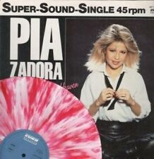 "Pia Zadora Little bit of heaven (1985, multi-coloured vinyl) [Maxi 12""]"