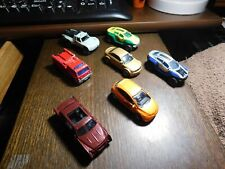 Cars #3~Lot of 7 Match Box Various Mixed Cars BAG CLEARANCE SALE!!