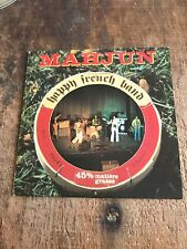 MAHJUN - HAPPY FRENCH BAND - FRENCH PSYCH/FOLK/PROG BAND!!! - NWW LIST!!!