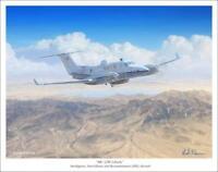 """""""MC-12W Liberty"""" - Mark Karvon - Intelligence,Surveillance&Reconnaissance (ISR)"""
