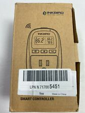 Inkbird C929 Smart Digital WiFi Temperature Controller New Open Box.