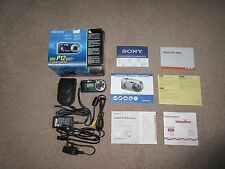 SONY DSC-P12 Boxed - Great Condition - Collectors Item