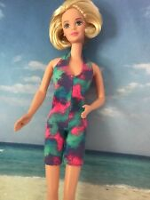 BARBIE MY SCENE DOLL FASHIONS CLOTHES TYE DYED HALTER SHORTS