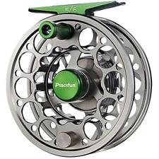 Piscifun Sword Reels Fly Fishing With CNC-machined Aluminum Alloy Body 3/4