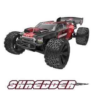 Redcat SHREDDER-RED Shredder 1/6 Scale Brushless Electric Monster Truck