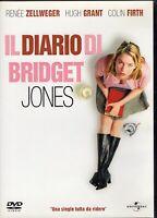 Dvd Il diario di Bridget Jones 2001 Renee Zellweger HUGH GRANT Colin Firth