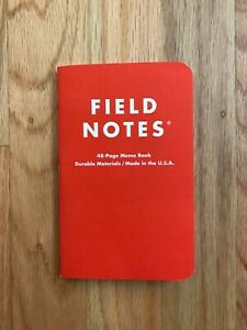 Field Notes - RARE Facebook Analog Research Lab