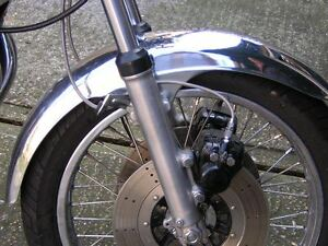 Kawasaki Z650/Z 650 - Front Mudguard Bolts Set - S/S