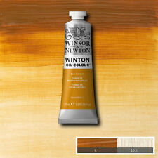 Winsor & Newton Winton Oil Color 37ml Tube Raw Sienna 1414552