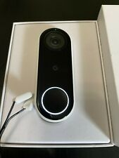 Google Nest Hello Video Doorbell - Used - Tested
