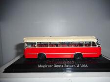 BUS140 MAGIRUS-DEUTZ SATURN II 1964 BUS NOSTALGIE ATLAS 1:72