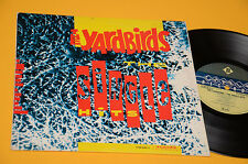 """YARDBIRDS 10"""" SINGLE HITS ORIG ITALY 1982 EX TOP COLLECTORS"""