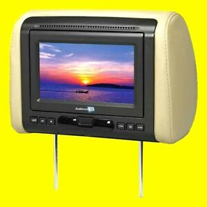 """Audiovox  MTGHRD1  7"""" Headrest Monitor w/ DVD Player and HDMI (Single)"""