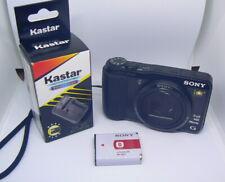 SONY CYBER-SHOT DSC-HX20V DIGITAL CAMERA 18.2 MP 20x Optical Zoom GPS HD Video