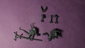 Warhammer fantasy / Age Of Sigmar skaven mage (plastic Miniature)