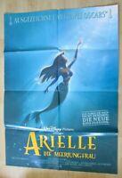 Filmplakat - Arielle, die Meerjungfrau ( Disney )