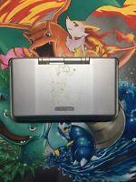 Nintendo DS Original NTR-001 Titanium Silver Okay Condition (C)