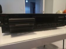 More details for nakamichi cassette deck 2 high end two head stereo cassette  hifi separate black