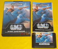 LAST BATTLE Mega Drive Versione NTSC Americana (Genesis) MegaDrive »»»» COMPLETO