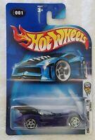 2004 Hot Wheels #042 First Editions HARDNOZE 2 Cool Rare Purple NIP Free Ship!