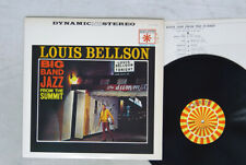 Louis Bellson Big Band Jazz From The Summit Roulette Sl 5123 Ro Japan Vinyl Lp