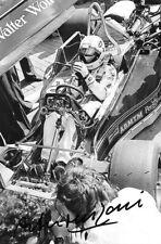 Arturo Merzario firmato, WOLF-Williams FW05, CAMPIONATO EUROPEO DI AUTOMOBILISMO 1976