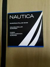 New Nautica Brayton Point Euro Pillow Sham