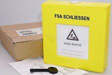 Apollo Druckknopfmelder Dkm Fsa Yellow Plastic Original Package New