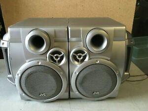 JVC SP-MXG50 Speakers From JVC MX-G50 System Powerfully loud