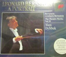 Leonard Bernstein(3CD Album Boxset Promo)A Portrait-Sony-Very Good