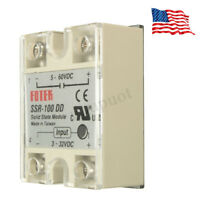 Solid State Relay Solid-state SSR-100 DD DC-DC 100A 3-32V DC/5-60V DC Output