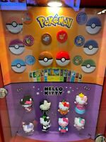 2019 McDONALD'S Hello Kitty Halloween HAPPY MEAL TOYS Choose Toy Complete Set