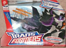 Transformers Animated Voyager Class Skywarp MISB