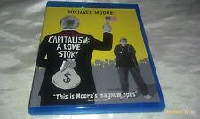 Capitalism: A Love Story (Blu-ray Disc, 2010)