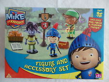 Mike the Knight 3 Figures and accessories Set Playset - Mike, Trollee, Fernando