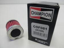 CHAMPION FILTRO OLIO APRILIA 500 Scarabeo GT / ABS 2002 2003 2004 2005 2006