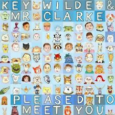 Pleased To Meet You - Key & Mr. Clarke Wilde (2013, CD NUEVO)