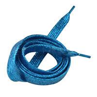 Paire Lacet Plats Cordons Sport Chaussure Lacets Shoelaces Pour Enfants Adultes