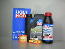 Wartungs Set Keeway Outlook 125 - Service Inspektion Zündkerze Öl