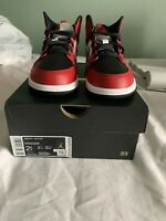 Nike Air Jordan 1 MID (PS) CHICAGO BLACK TOE 640734 069 Size 2.5Y