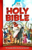 International Children's Bible: Big Red Cover: By Thomas Nelson