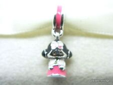 NWT AUTHENTIC PANDORA SILVER CHARM KOREAN DOLL DANGLE #791387ENMX    RETIRED