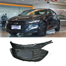 FOR Chevrolet Malibu XL 2019-2020 black Gray bar front center mesh Grille Grill