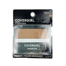 CoverGirl Cheekers Bronzer Golden Tan 104 NEW Sealed