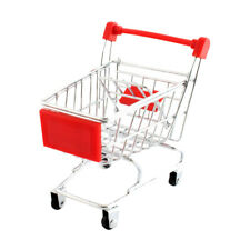 Mini Shopping Cart Trolley Pretend Play Toy