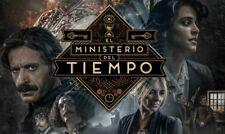 """ESPAÑA,SERIES,""""EL MINISTERIO DEL TIEMPO"""" 1RA, 2DA y 3RA TEMP, 2015-16-17, 11 DVD"""